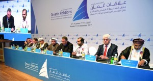 """المؤتمر الدولي السادس لـ """"هيئة الوثائق"""" يحط رحاله في دولة الكويت.. و""""الأوركسترا السلطانية"""" كاملة العدد اليوم"""