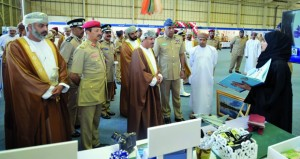سلاح الجو السلطاني العماني يحتفل بيوم القوات المسلحة وبيوم المتقاعدين
