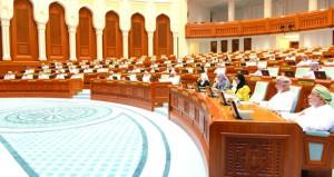 """مجلس الدولة يقر دراسة اللجنة الاقتصادية حول"""" إنشاء مناطق حرة في البريمي ومسندم ويرفعها إلى مجلس الوزراء"""