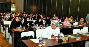 ختام أعمال المؤتمر الخليجي العالمي الأول للجودة في مجال طب حديثي الولادة بالسلطنة