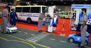 المكلف بتسيير أعمال معهد السلامة المرورية :  منذ إنشائه المعهد قام بتدريب أكثر من 235 ألف متدرب ونفذ 4300 فعالية