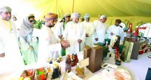 شؤون البلاط السلطاني يقيم حفلا لموظفيه وعائلاتهم