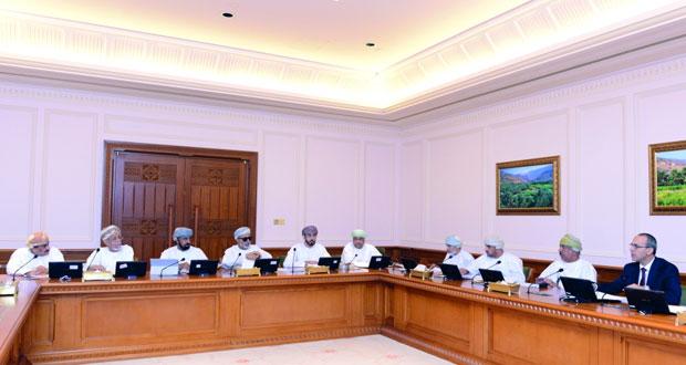 اللجنة القانونية بالدولة تعتمد مشروع اللائحة الداخلية للمجلس