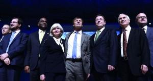 قمة لقادة العالم في باريس لتعزيز التمويل لمحاربة الاحتباس الحراري