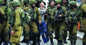 الأسير الطفل الجنيدي: جنود الاحتلال انهالوا عليا بالضرب المبرح بالأيدي والأرجل والأسلحة