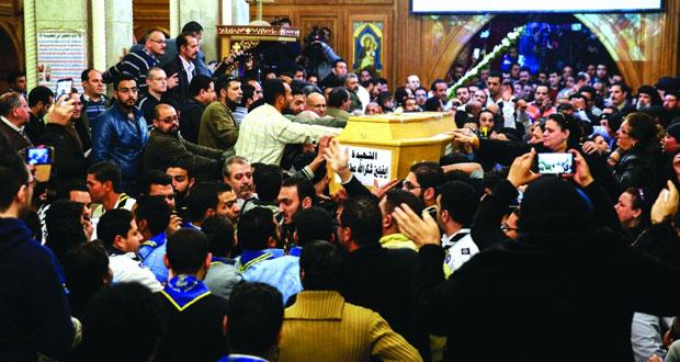 مصر: (داعش) يعلن مسؤوليته عن (هجوم حلوان) .. والسيسي يؤكد أنها لن تنال من الوحدة الوطنية