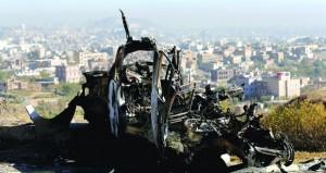 اليمن عشرات القتلى في قصف بتعز