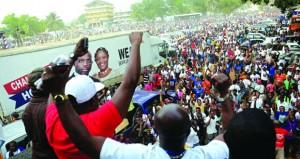 الأمم المتحدة تهنئ جورج ويا بفوزه برئاسة ليبيريا
