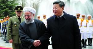 مع تباطؤ شركات غربية .. الصين تضخ المليارات في الاقتصاد الإيراني
