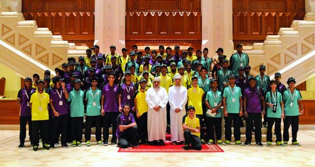 اليوم إعلان نتائج مسابقة كأس حضرة صاحب الجلالة السلطان المعظم للشباب لعام 2016