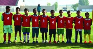 ختام بطولة كرة القدم لمدارس الحلقة الأولى بالظاهرة