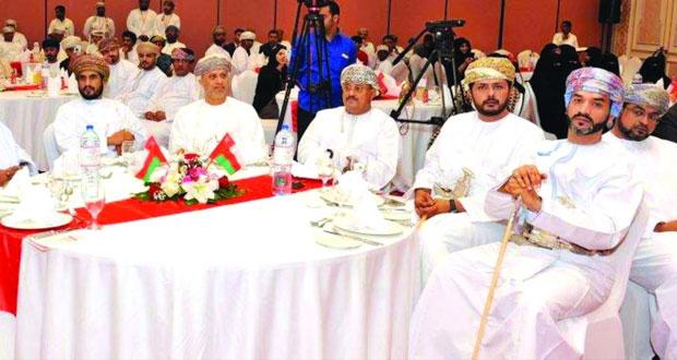 الأولمبياد الخاص العماني يقيم حفل التكريم السنوي 2017م