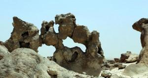"""""""السياحة"""" تطرح حديقة الصخور بالدقم للمنافسة العامة"""
