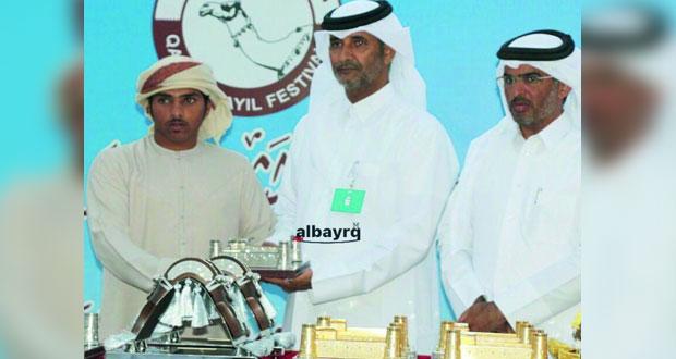 الإبل العمانية للمزاينة تختتم مشاركتها بمهرجان قطر الثالث عشر للأصائل 2017 بنجاح وتصل السلطنة بحرا