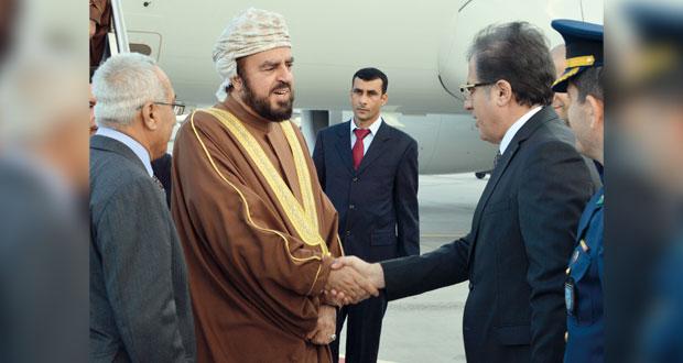 بناء على التكليف السامي .. أسعد بن طارق يترأس وفد السلطنة في القمة الإسلامية الاستثنائية اليوم