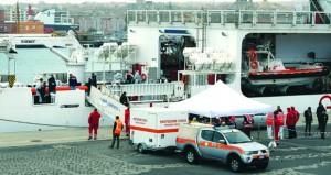 ليبيا: انتشال جثتي مهاجرتين والبحرية تتوقع تزايد عمليات الهجرة غير الشرعية