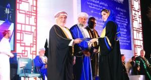 جامعة الشرقية تحتفل بتخريج (445) خريجاً وخريجة من حملة الدبلوم والبكالوريوس