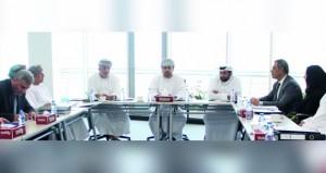 مجلس إدارة أكاديمية عمان للطيران يناقش خطته التنفيذية وتسجيل الدفعة الأولى من المتدربين