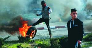 الاحتلال يصعد من عدوانه على الفلسطينيين والاستيطان يزداد توحشاً