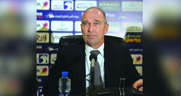 فيربيك : فخور بلاعبي المنتخب والمباراة استهلكت منا الكثير من الجهد