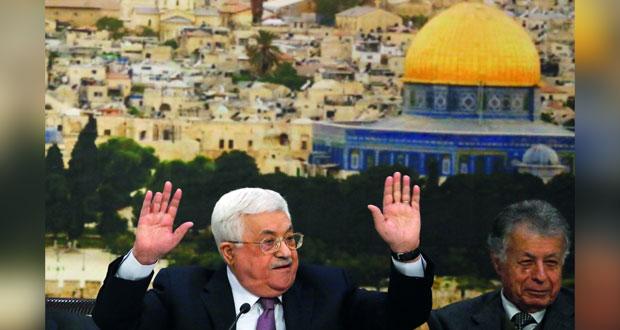 عباس يؤكد انتهاء أوسلو ويدعو لإعادة النظر بالاتفاقات الموقعة مع دولة الاحتلال
