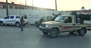 ليبيا: 9 قتلى في معارك بمحيط مطار معيتيقة الدولي