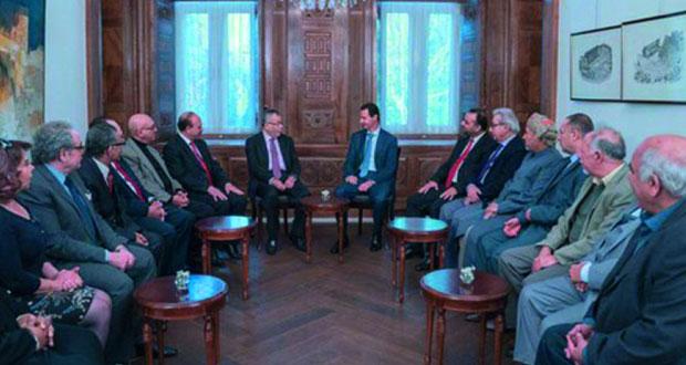 سوريا تؤكد أن تشكيل واشنطن ميليشيا يأتي في إطار سياستها التدميرية