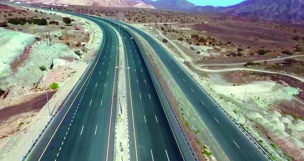 """تغيير مسمى طريق بدبد ـ صور إلى """"الشرقية السريع"""" وميناء صحار الصناعي إلى """"ميناء صحار"""""""