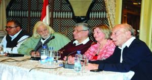 الجمعية العمانية للكتاب والأدباء تشارك اجتماع المكتب الدائم لاتحاد الأدباء والكتاب العرب في دمشق
