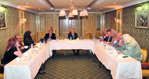الاتحاد العام للكتاب والأدباء العرب يؤكد على عروبة القدس ويدعو إلى خروج الثقافة العربية من عزلتها النخبوية