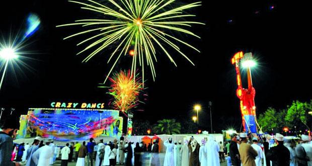 مهرجان مسقط ينطلق بفعاليات متعددة تناسب كافة الأعمار