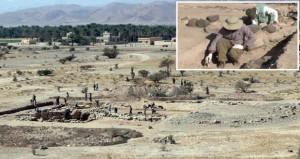 اكتشافات أثرية جديدة في المضيبي وأعمال المسح تتواصل بـ(سلوت) بهلاء