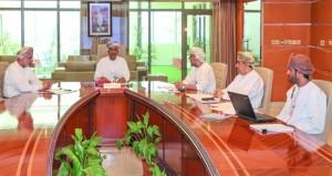 اللجنة الوطنية للتنافسـية تناقش تحسـين بيئة الأعمال