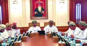 2.6 مليار ريال عماني حجم الاستثمار الحكومي بمشروع تطوير الدقم حتى نهاية العام 2017م