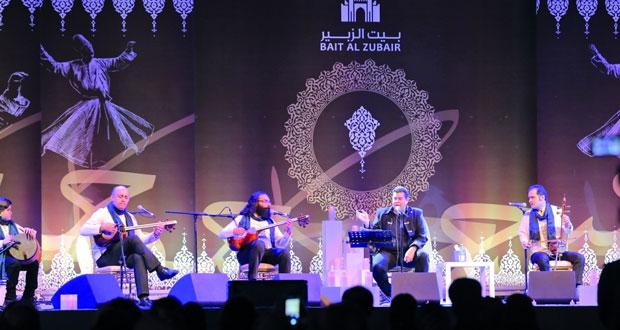 """فرقة فريد أياز الباكستانية تنشد """"القوالي"""" فـي مهرجان بيت الزبير للموسيقى الصوفية … اليوم"""