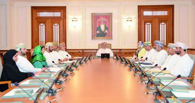 مكتب مجلس الدولة يستعرض موضوعات اجتماعه مع رؤساء اللجان الدائمة