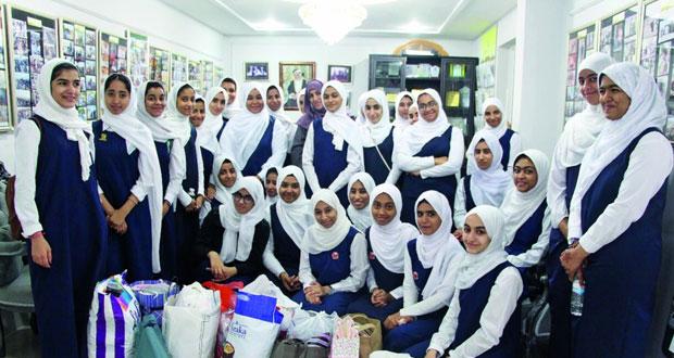 جمعية الرحمة تستقطب أكثر من 500 طالب وطالبة في المجال التطوعي العام الماضي