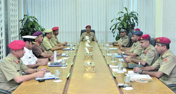 اجتماع مجلس إدارة الاتحاد العماني للرماية