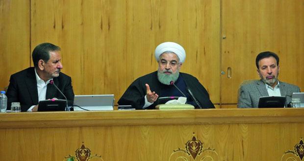 إيران: روحاني يحذر مثيري الاضطرابات من رد فعل الشعب