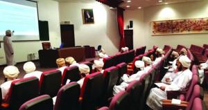 مركز السلطان قابوس العالي للثقافة والعلوم ينظم برنامج الإنماء المهني لمعلمي مدارس القرآن الكريم