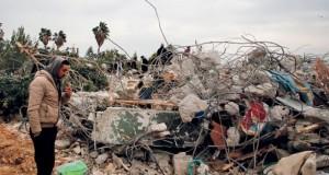 شهيد برصاص الاحتلال .. وآليات إسرائيلية تهدم ثلاثة منازل بجنين