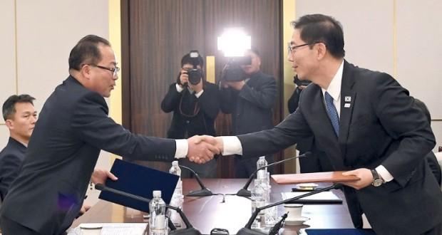 بيونج يانج ترفض الحديث عن عقوبات وتصفه بـ (استفزازا) .. وتستعد لأولمبياد (ناجحة)
