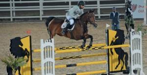 3 خيول من السلطنة تتأهل لكأس العالم المركز الأولمبي وشرطة الخيالة يخطفون فئات قفز الحواجز