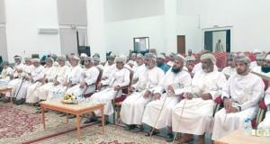 فريق منح للأعمال الخيرية يقيم حفله السنوي بعنوان «عطاء»