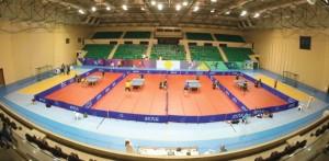 مشاركة أكثر من 100 لاعب ولاعبة يمثلون 19 دولة ببطولة العالم للأشبال والناشئين لكرة الطاولة