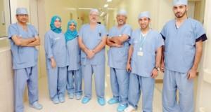 """تدشين خدمة زراعة """" أجهزة إعادة مزامنة نبضات القلب للأطفال """"بالمستشفى السلطاني"""