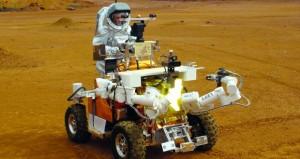 طاقم رواد فضاء ينزلون بصحراء مرمول لإجراء أول تجربة محاكاة الهبوط على كوكب المريخ