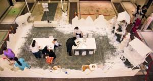 """""""استديو الفن الشتوي"""" يقيم فعاليته الختامية في الأوبرا جالاريا .. السبت المقبل"""