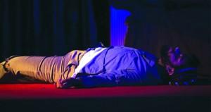 """مسرحية """"أمل"""" تتوج بجائزة العرض المتكامل للأسبوع المسرحي المونادرامي"""
