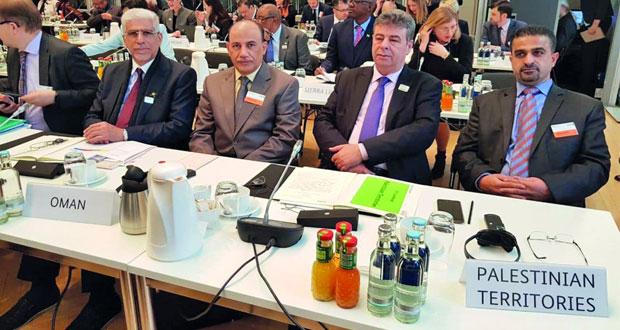 السلطنة تختتم مشاركتها في الملتقى العالمي للأغذية والزراعة (GFFA) ومؤتمر وزراء الزراعة ببرلين